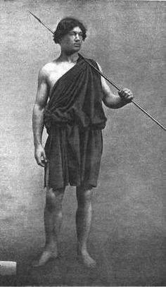 I Love The Greeks: Ode to Sexy Shoulders! (3/3)